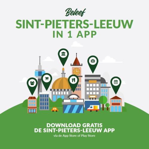 Sint-Pieters-Leeuw app