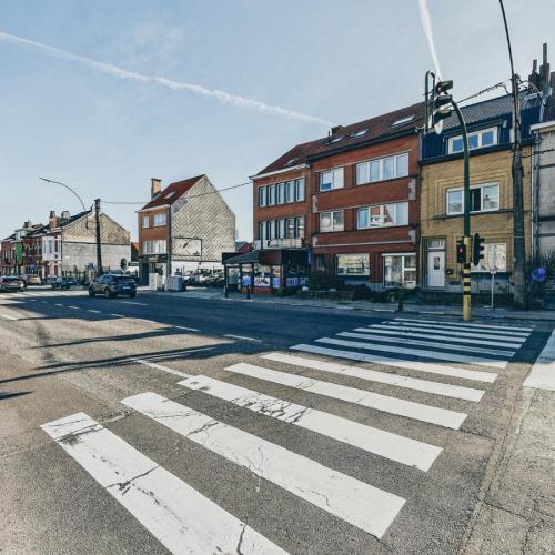 Kruispunt G. Wittouckstraat