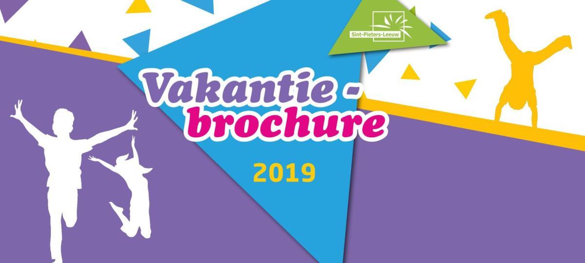 Vakantiebrochure 2019