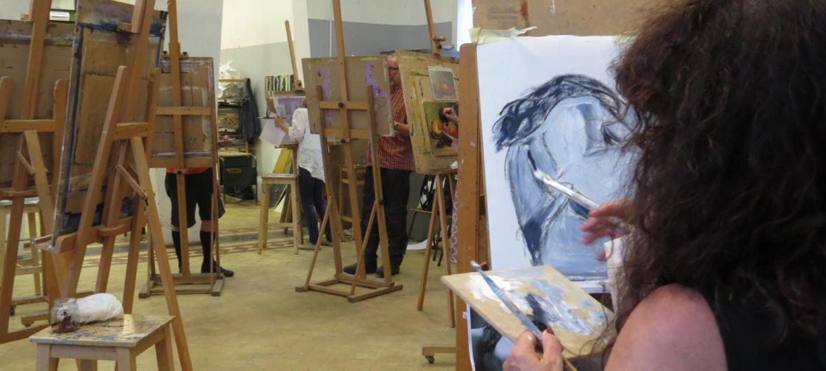 Leeuwse kunstacademie