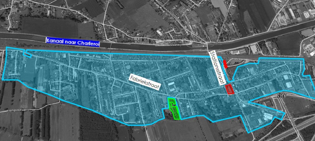 Parkeerplan Ruisbroek