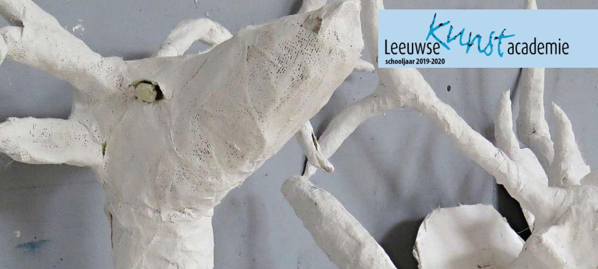 Leeuwse kunstacademie - schooljaar 2019-2020