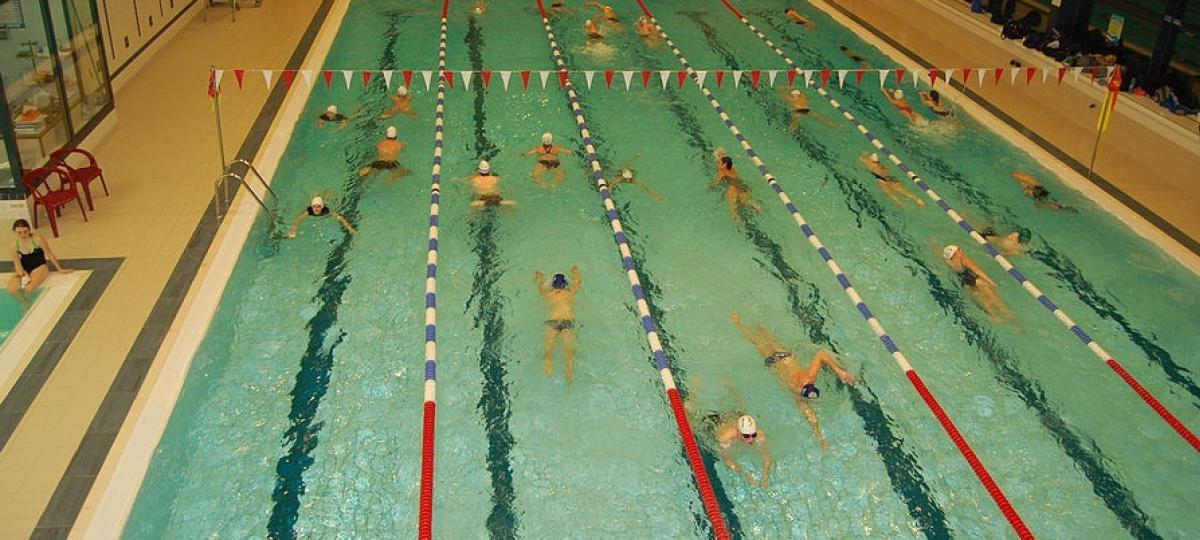 Zwembad opnieuw open