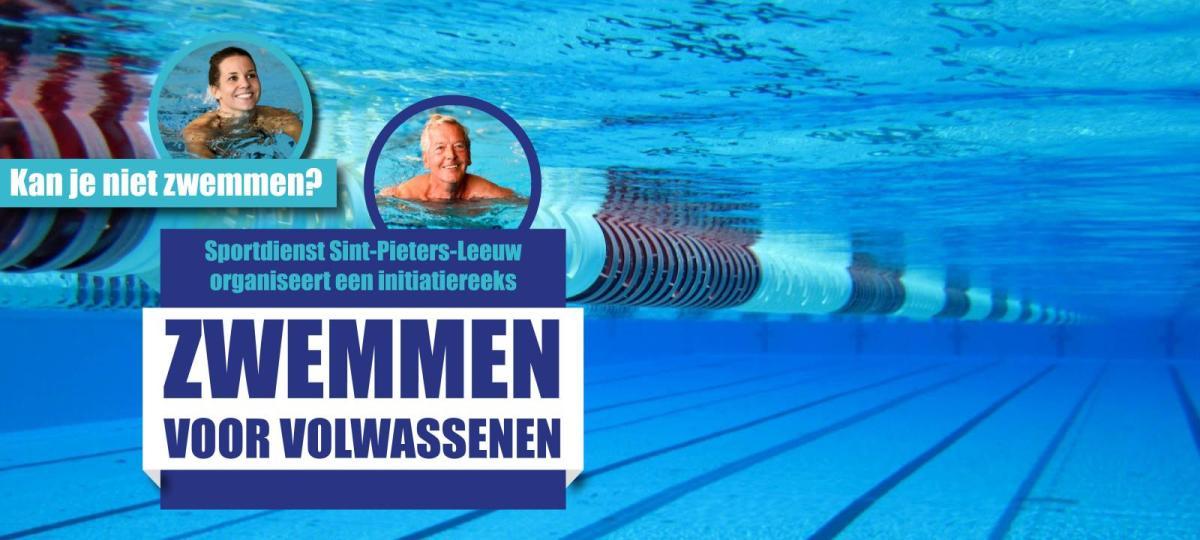 Zwemmen voor volwassenen