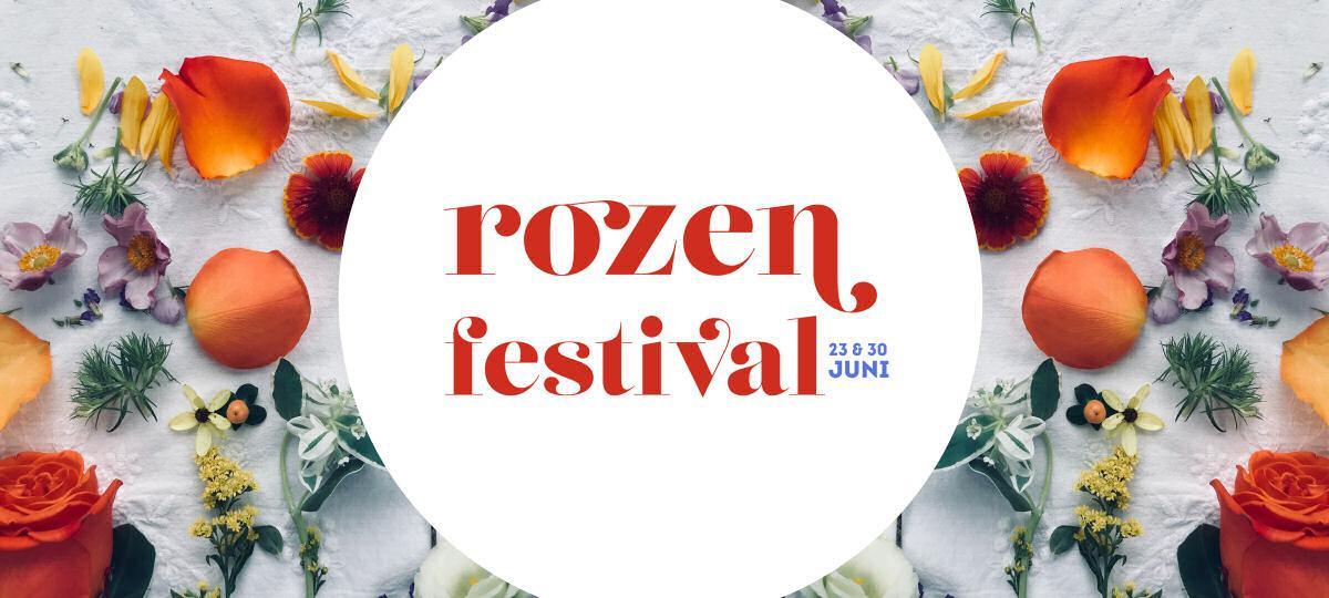 Rozenfestival - 23 & 30 juni