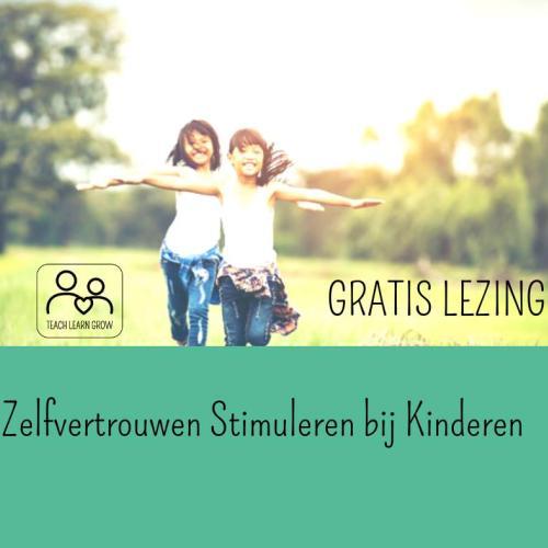 Zelfvertrouwen stimuleren bij kinderen