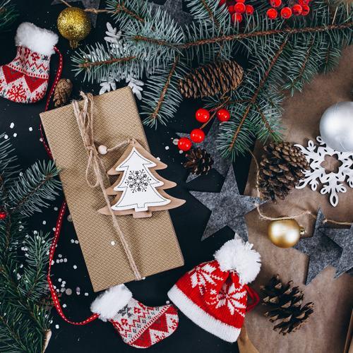 Knutselnamiddag kerstboomversiering