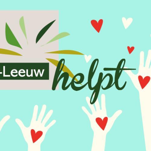 Sint-Pieters-Leeuw helpt!