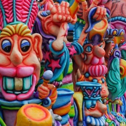 Carnavalsnachtbus