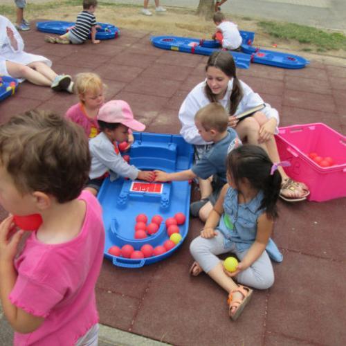 Speelpleinwerking De Leeuwtjes - 2015