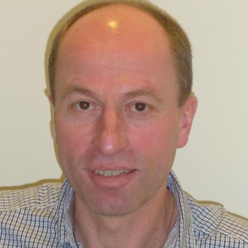 Eric Stiens, afdelingshoofd Technische Zaken