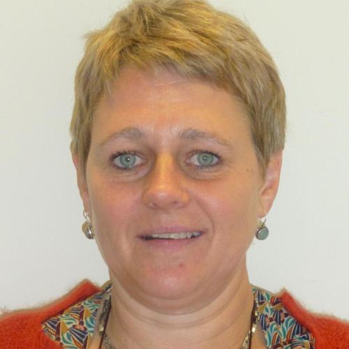 Patricia Dereymaeker, diensthoofd Personeel en Onderwijs