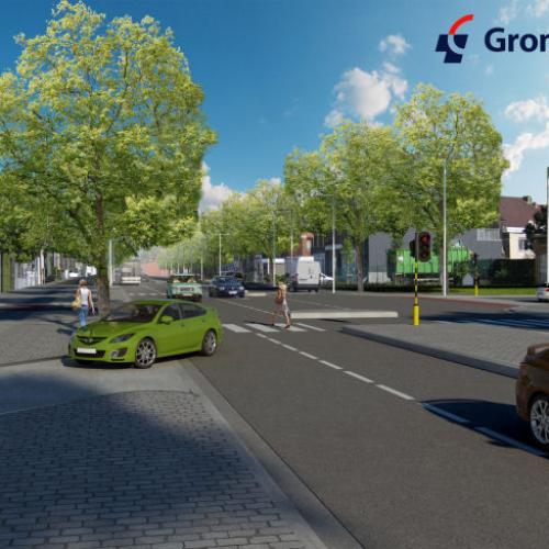 N6 Brussel-Bergen (Bergensesteenweg) - toekomstplannen