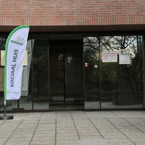Sociaal Huis - Sint-Pieters-Leeuw
