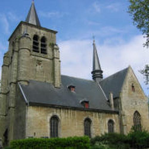 Centrum: Sint-Pieterskerk en Rink